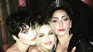 Katy Perry, Madonna e Lady Gaga ai Met Gala 2015