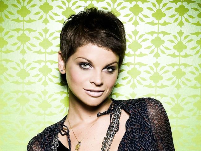 """Alessandra Amoroso, cantante italiana e vincitrice dell'ottava edizione di """"Amici"""""""