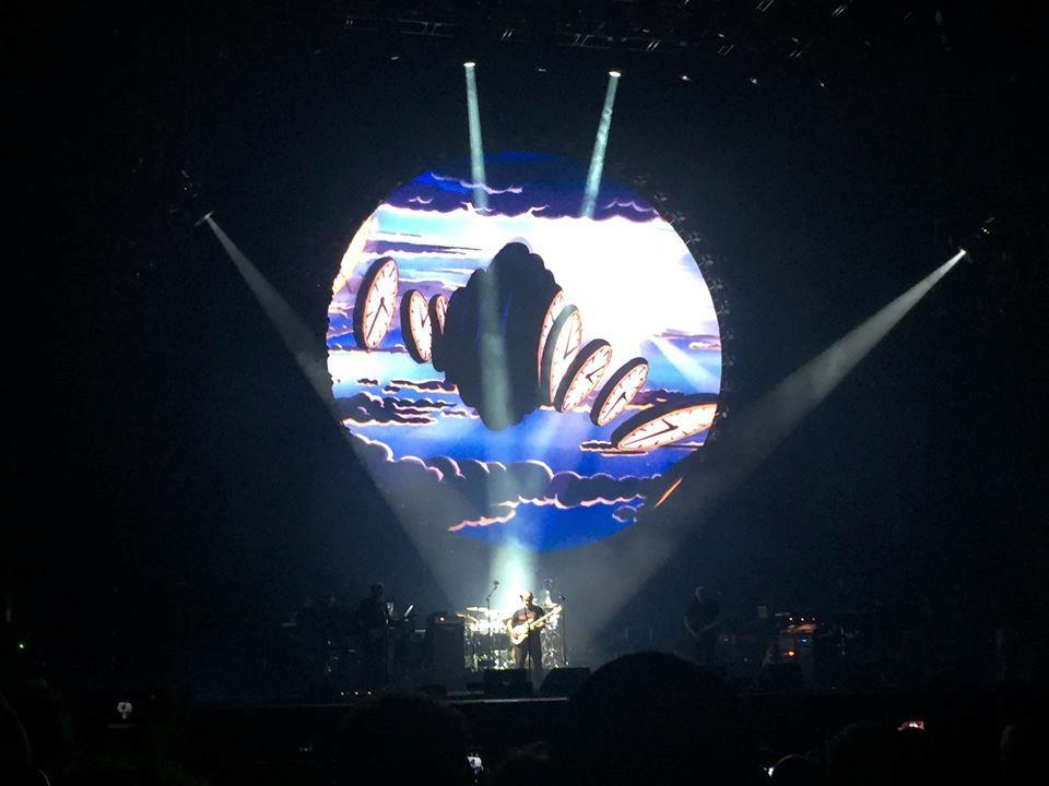 Gilmour ha stregato Verona