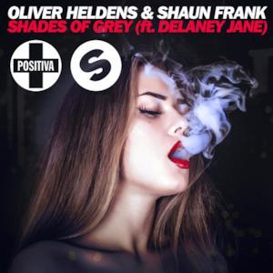 Shades of Grey (feat. Delaney Jane) [Radio Mix] - Single