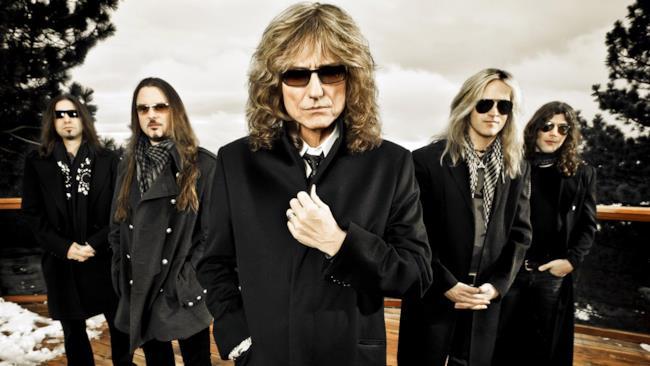 I Whitesnake tornano in Italia