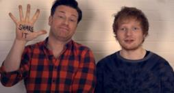 Ed Sheeran e Paul McCartney, rap per il Food Revolution Day di Jamie Oliver