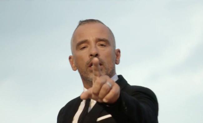 Il cantautore italia Eros Ramazzotti - 2015