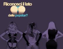Riconosci il lato B delle popstar?