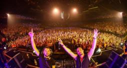 Il duo belga Dimitri Vegas & Like Mike