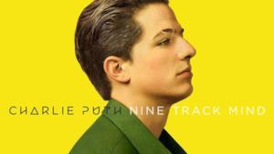 Charlie Puth sulla copertina di Nine Track Mind