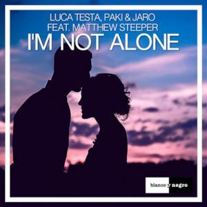 I'm Not Alone (feat. Matthew Steeper) - Single