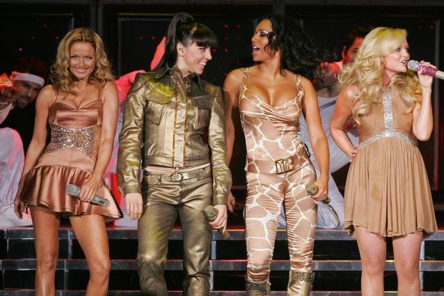 Le Spice Girls senza Victoria