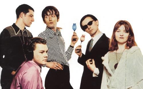 La band inglese Pulp capitanata da Jarvis Cocker
