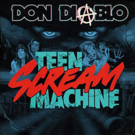 Teen Scream Machine - EP
