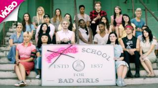 La scena finale del video di Good Girls dei 5 Seconds Of Summer