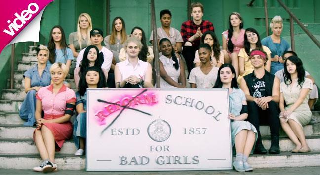 La scena finale del video di Good Girls dei 5 Seconds Of Summer