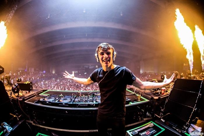 Martin Garrix Now That I've Found You
