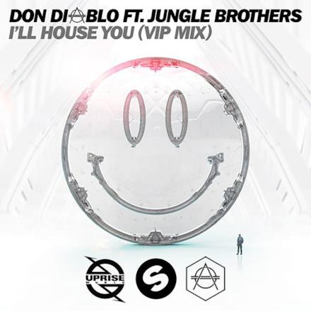 I'll House You (feat. Jungle Brothers) [VIP Mix Edit] - Single