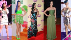 Katy Perry Lookbook