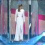 Elisabetta Canalis Belen Rodriguez seconda serata festival Sanremo 2011 - 13