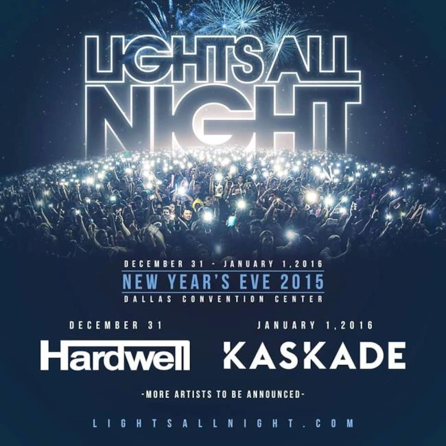 Lights All Night lineup