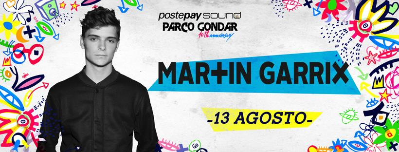 Martin Garrix a Gallipoli