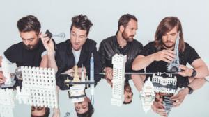 Il gruppo alternative rock britannico Bastille
