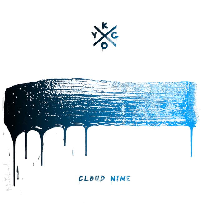 cover album KYGO cloud nine