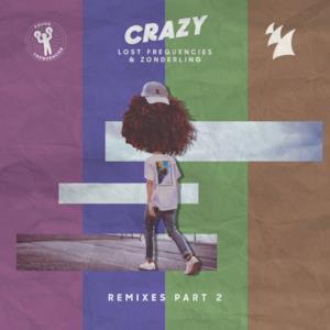 Crazy (Remixes, Pt. 2) - EP