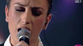 The Voice of Italy live: Elhaida Dani incanta, bene gli ascolti