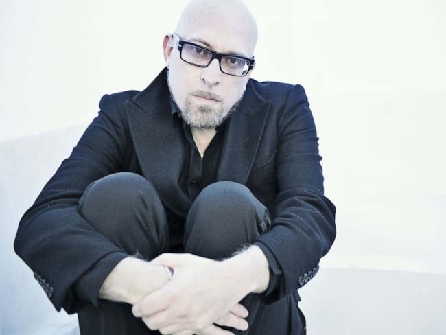 Il cantautore italiano Mario Biondi
