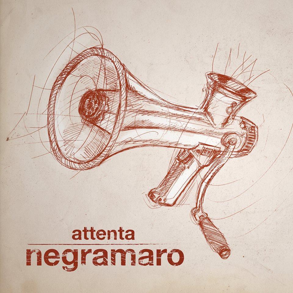 La copertina di Attenta, il nuovo singolo 2015 dei Negramaro