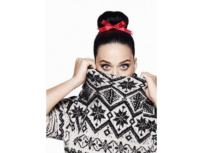 Katy, pubblicità per H&M