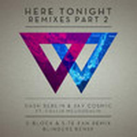 Here Tonight (Remixes, Part 2) [feat. Collin McLoughlin] - EP