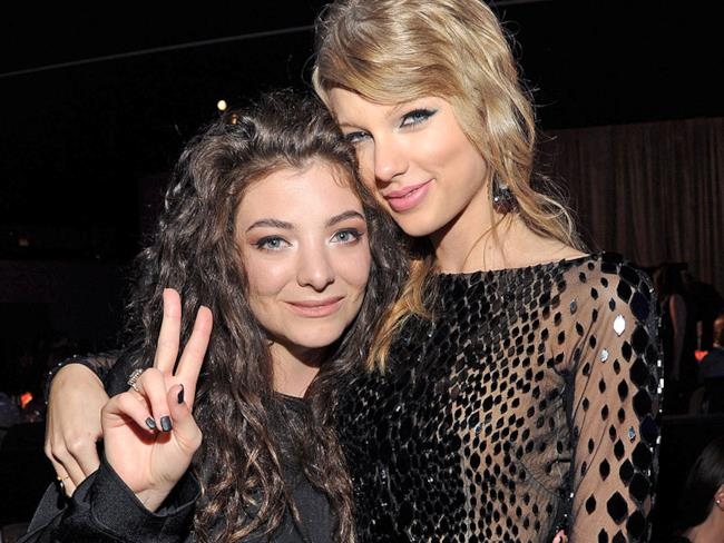 Lorde e Taylor Swift insieme per Royals