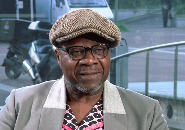 Il cantante world music, Papa Wemba