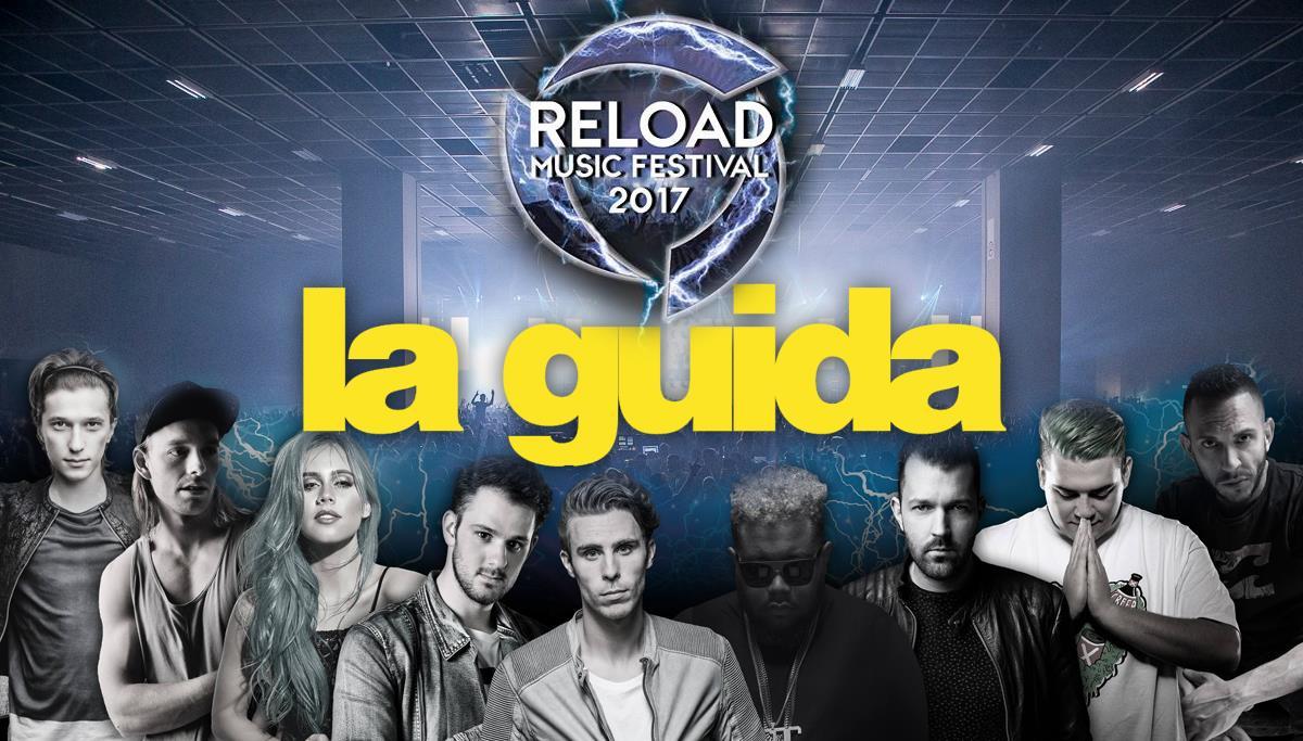 Guida completa al Reload Music Festival