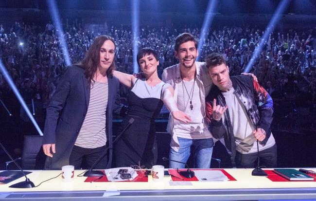 X Factor 10 giuria 2016