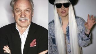 Giorgio Moroder e Lady Gaga