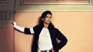 Sergio Cortés come Michael Jackson