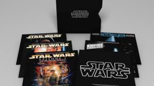 Il cofanetto di vinili Star Wars in uscita il 2016