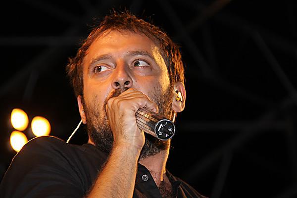 Cesare Cremonini live in concerto