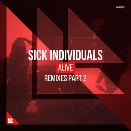 Alive (Remixes Part 2) - EP
