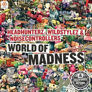 World of Madness (Defqon.1 2012 O.S.T.) - Single