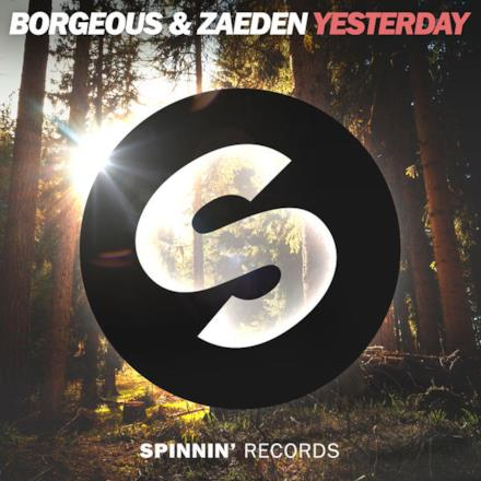 Yesterday (Extended Mix) - Single