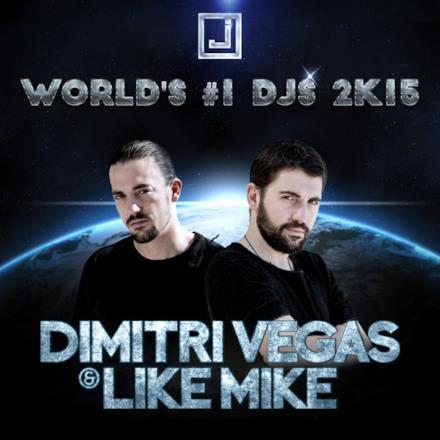 World's #1 DJs 2K15