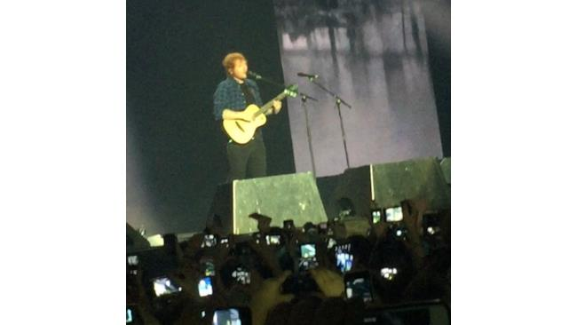 Ed Sheeran - @Mediolanum Forum / Assago