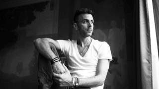 Asaf Avidan foto in bianco e nero