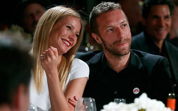 Chris Martin e Gwyneth Paltrow quando erano ancora felici e sposati