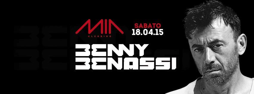 Benny Benassi @ MIA Clubbing