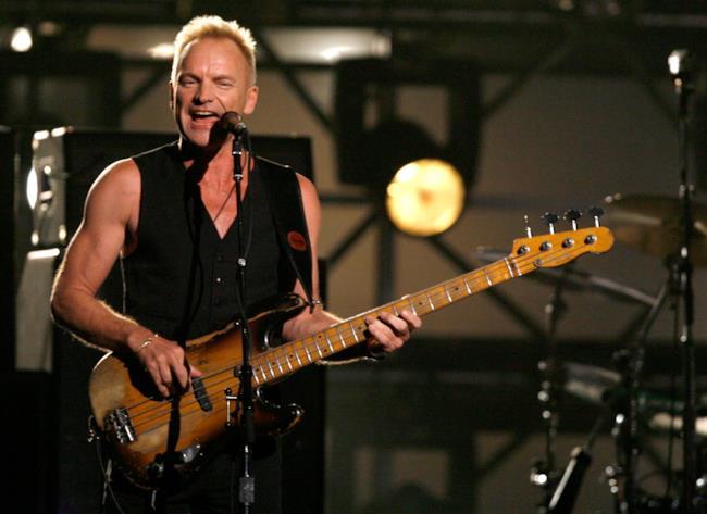 Sting si esibirà al Collisioni Festival