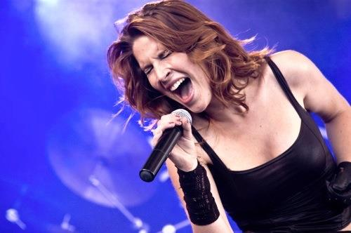 Charlotte Wessels, cantante dei Delain