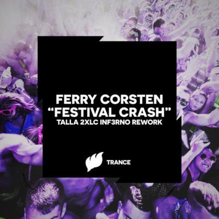 Festival Crash (Talla 2XLC Inf3rno Rework) - Single