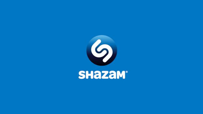 Il logo di Shazam